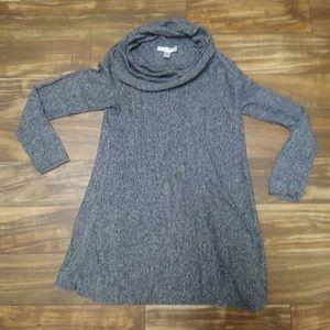 Motherhood maternity turtle neck sweater small